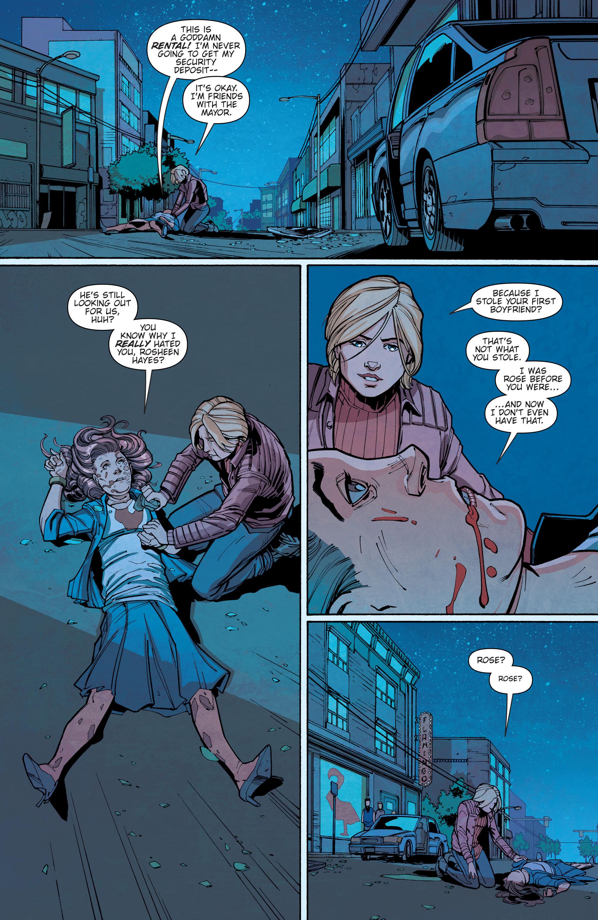 Read online Slash & Burn comic -  Issue #4 - 4