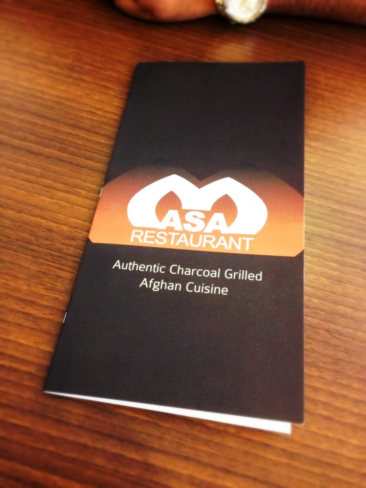 Masa Afghan Restaurant London