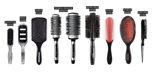 Best Brush for Your Hair Type