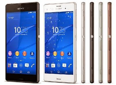 Gambar Sony Xperia Z3 D6603