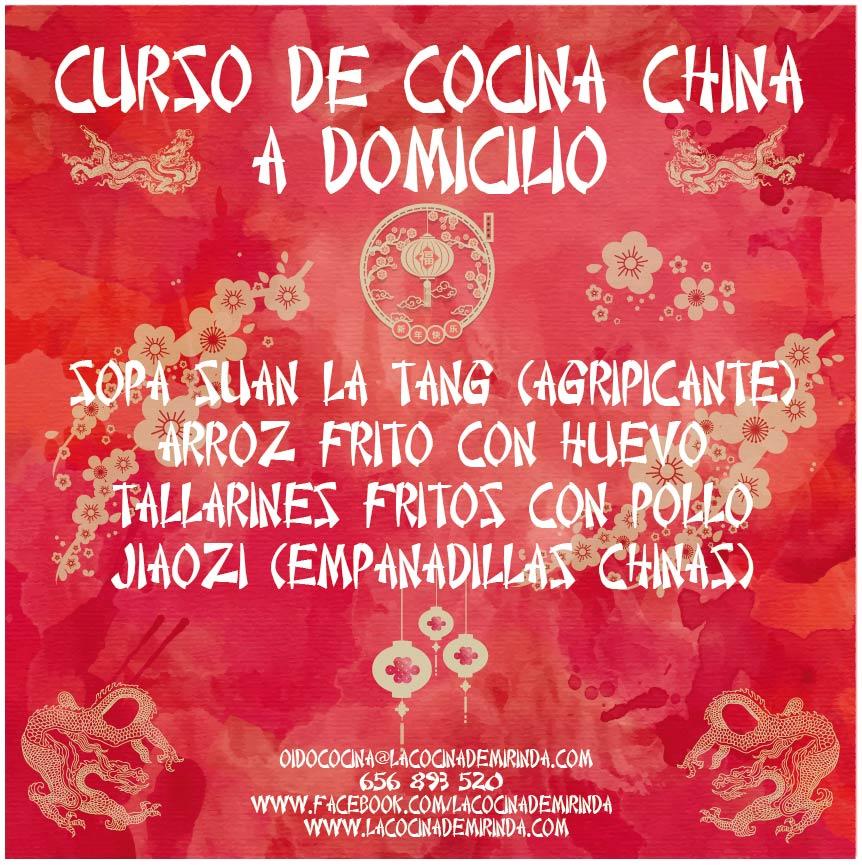 Nuevo curso de cocina china a domicilio en madrid la cocina de mirinda - Curso de cocina italiana madrid ...