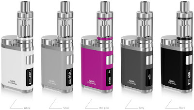 About Eleaf iStick Pico Mega 80W TC Starter Kit