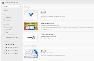 Ένα εργαλείο για την οργάνωση των καρτελών του browser