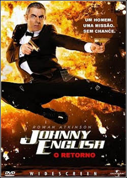 baixar capa O Retorno de Johnny English   Dublado