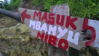 Banyu Nibo Punduh sari manyaran wonogiri