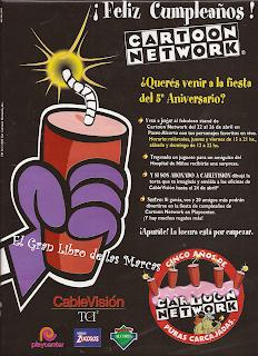 277f5b0d6134 El 30 de Abril de 1993 llegaba a Latinoamérica la señal adaptada a nuestro  idioma de Cartoon Network. Mientras el canal estadounidense original nació  en ...