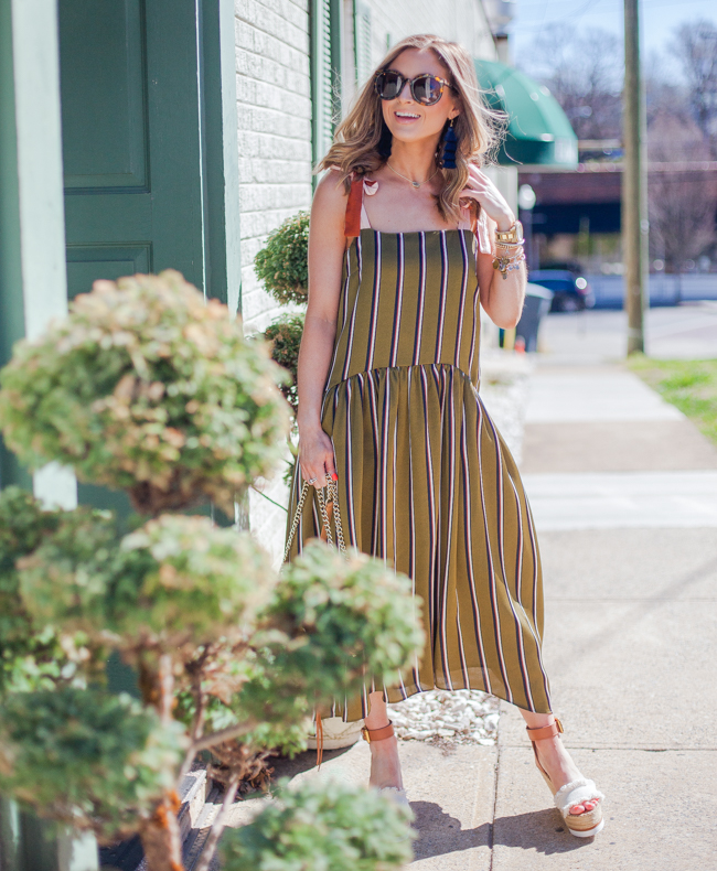 7f8c5b48a872 How To Wear A Midi Dress For Easter - Pardon Muah