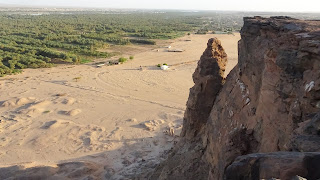 In Sudan the mountain is named World Heritage Sites by UNESCO