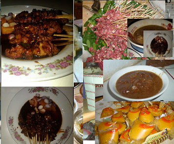 isi menu kue aqiqah