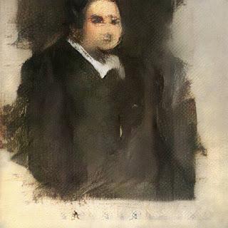 Edmond Belamy'nin portresi