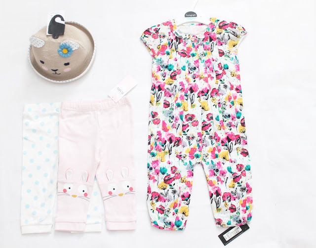 baby girl clothing Marks & Spencer January 2016 9-12 months