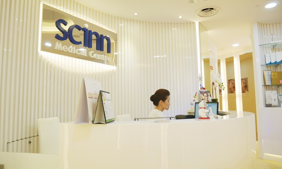 Scinn Medical Centre by Mary Chia (BBL broadband light treatment review)