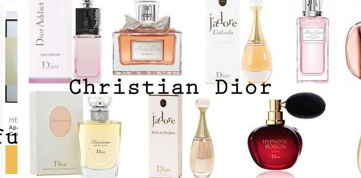 Parfumuri dama Christian Dior online ieftine originale
