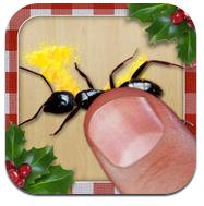 لعبة Ant Smasher Christmas قتل الحشرات