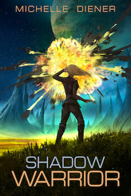 Review: Shadow Warrior by Michelle Diener