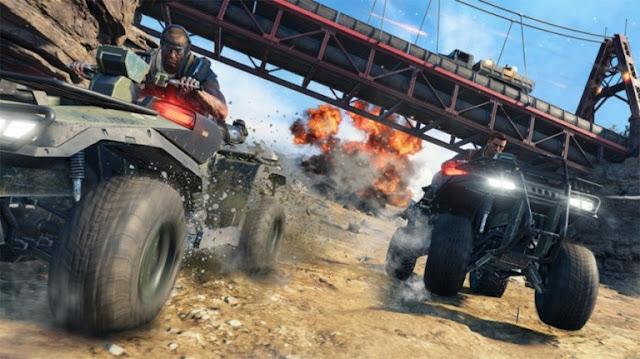 """أستوديو Treyarch يتحدث عن نظام """" إصابة الأصدقاء """" في طور Blackout للعبة Black Ops 4 و يكشف بعض الحلول .."""