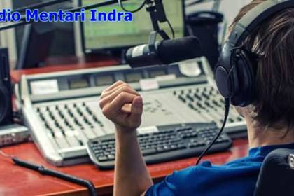 Lowongan Kerja Pekanbaru : Radio Mentari Indra Agustus 2017