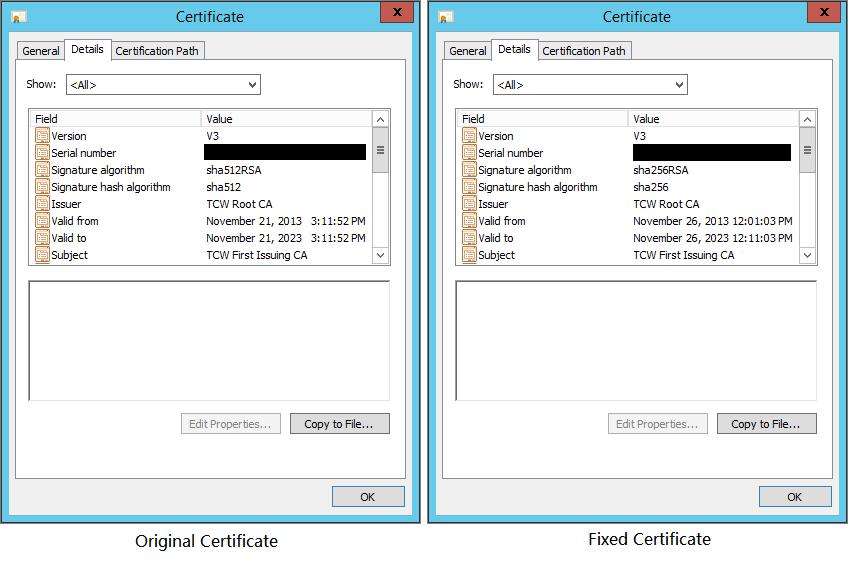 Ken's Unified Communications Blog: SChannel Errors on Lync Server