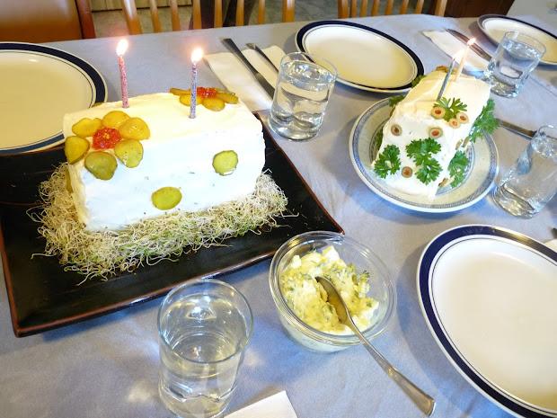 Seasonal Ontario Food Smrgastarta - Celebratory 1