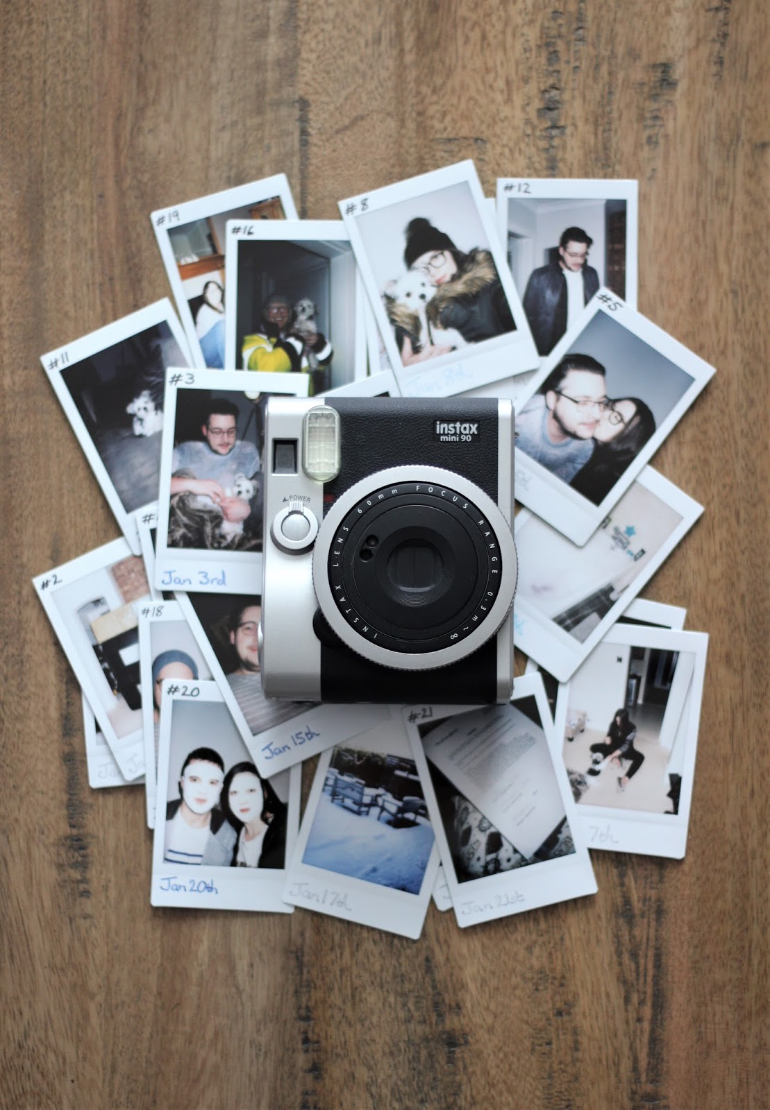 The-Polaroid-Project-Update-#1