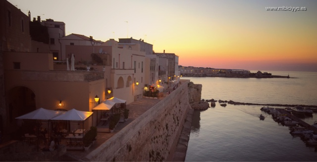 Murallas de Otranto