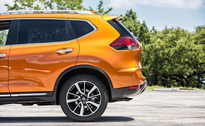 2017 Nissan Rogue Hybrid Release Date Canada
