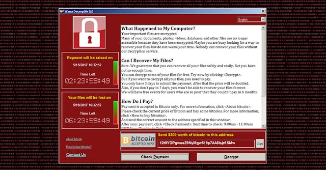 Virus Wannacry Ransomware, Ini Tindakan Pencegahan Dari Kemenkominfo