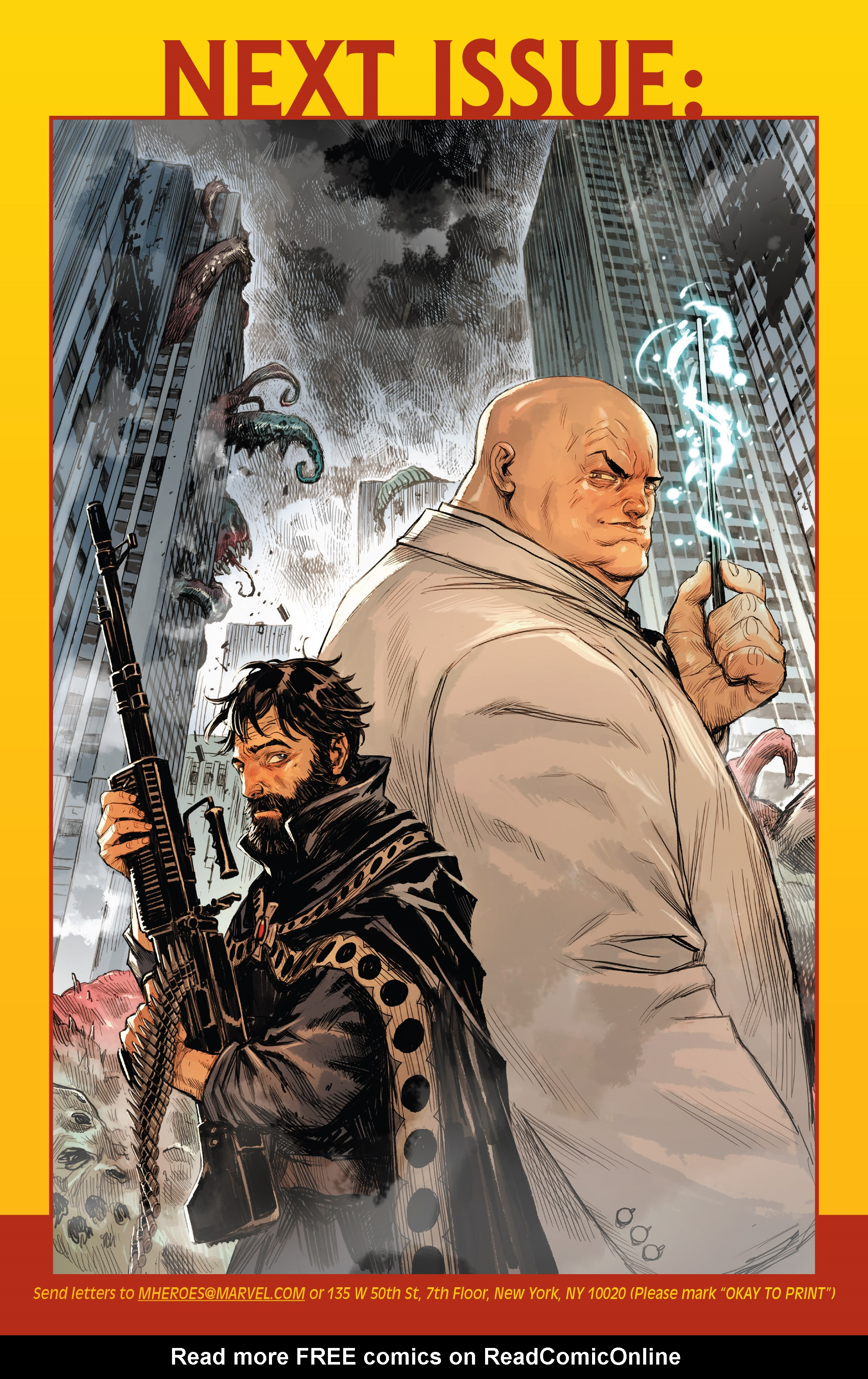 Read online Doctor Strange (2015) comic -  Issue #22 - 24