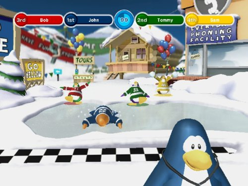 Club Penguin: Game day screenshot 1