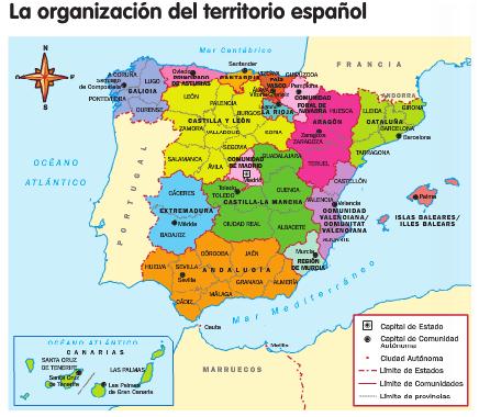 Resultado de imagen de provincias españolas juego