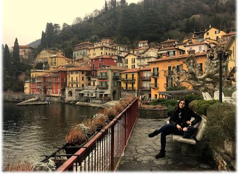 Lecco i Varenna, część 2
