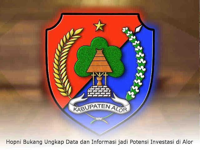 Hopni Bukang Ungkap Data dan Informasi jadi Potensi Investasi di Alor