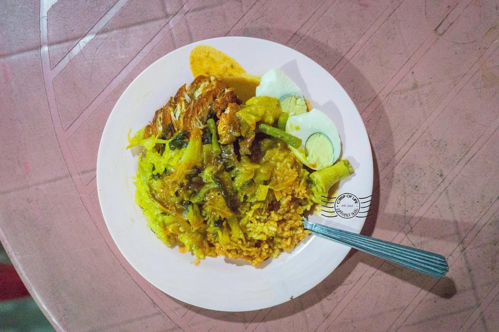 Abang Nasi Tomato Mergong Alor Setar Kedah