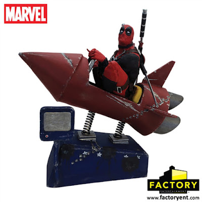Deadpool della Factory Entertainment