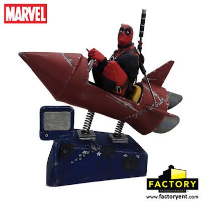 Deadpool della Factory Entertainment