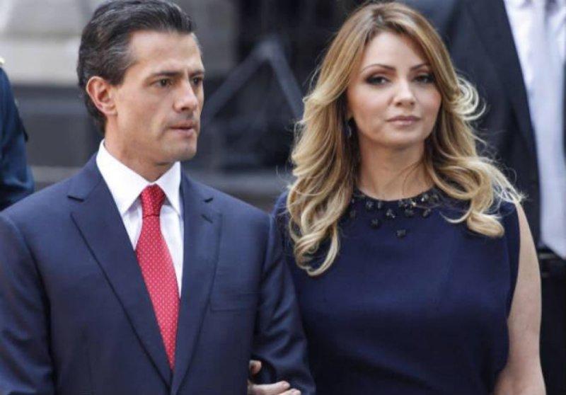 Angélica Rivera y Osorio Chong entre los que ya le dieron la espalda a Peña Nieto.