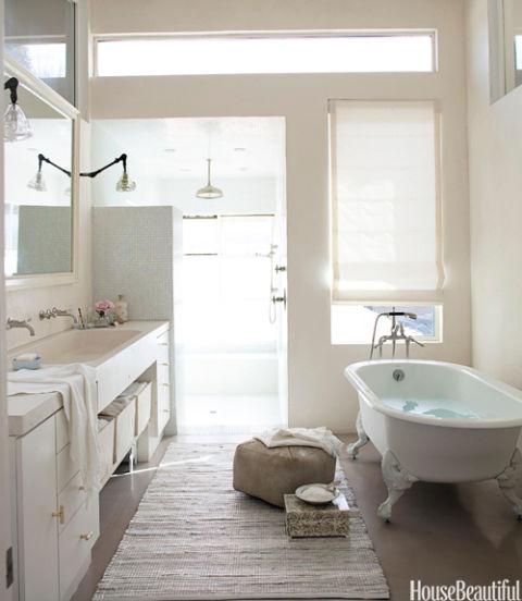 Beautiful Master Bathroom Ideas: 100 Foto Desain Kamar Mandi Hotel Minimalis Yang Cantik