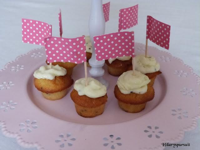 Cupcake au kiwi