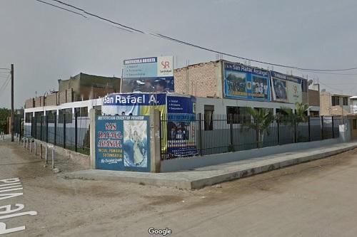 Colegio San Rafael Arnaiz - Chincha Alta