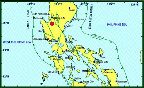 BREAKING: Powerful Magnitude 5.6 Earthquake hit Pangasinan, Pampanga