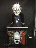 Toy Fair 2017: Mezco's Horror Toys Burst A Boxes Hellraiser Pinhead