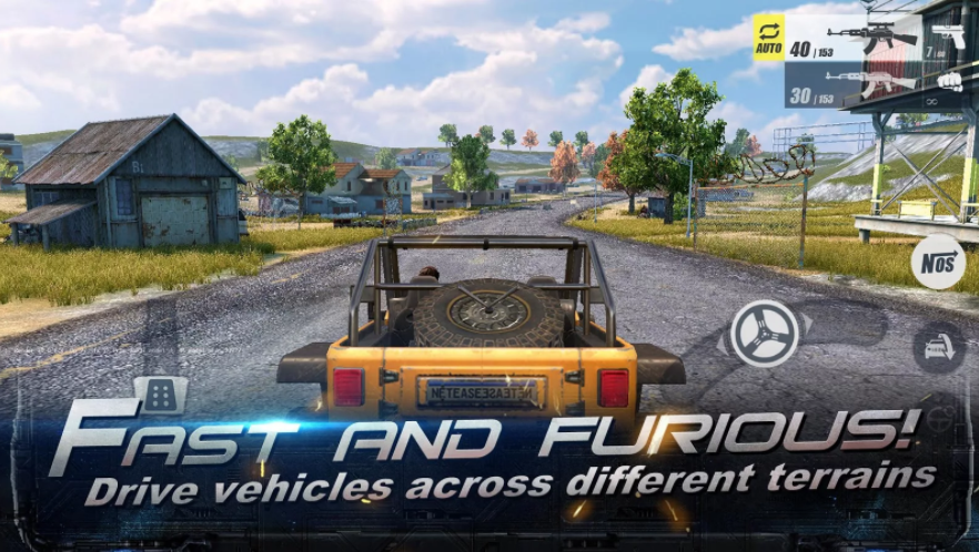 RULES OF SURVIVAL - PUBG for Android APK+DATA - AndroidGamesOcean AGO version hack