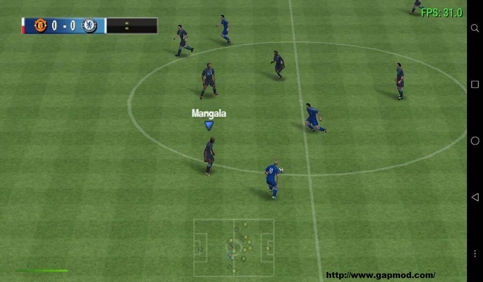 Download Pro Evolution Soccer 2016