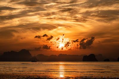 Sunrise-Tha-Khao-bay-Koh-Yao-Noi-Thailande