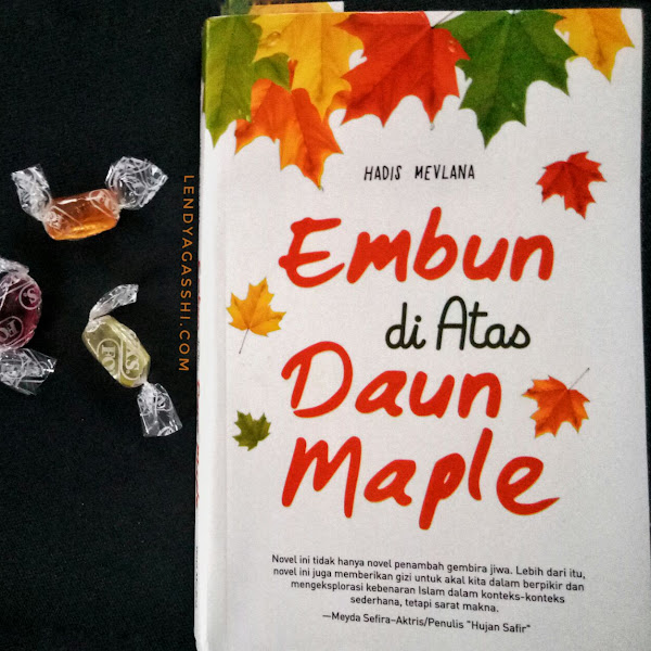 [Review Novel] Embun Di Atas Daun Maple