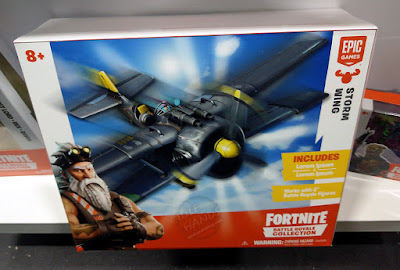 Toy Fair 2019 MOOSE Toys Fortnite Battle Royale Collection Storm Wing