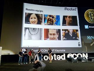 RootedCon 2019 - El equipo de la organización