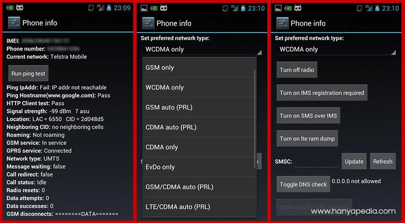 Saat ini setutorial default smartphone akan selalu memilih jenis koneksi yang paling kuat unt Download Aplikasi Pengubah Jaringan Edge Menjadi 3G