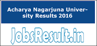 ANU Degree Results 2016