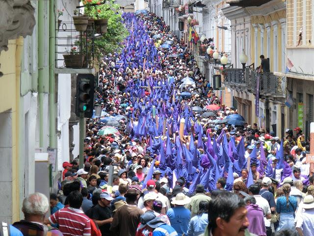 Quito, un destino imperdible en Semana Santa - El Especial   Semana Santa Quito